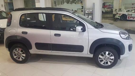 Fiat Uno 0km Plan Uber Solo Con Dni 42 Mil Y Cuotas V*