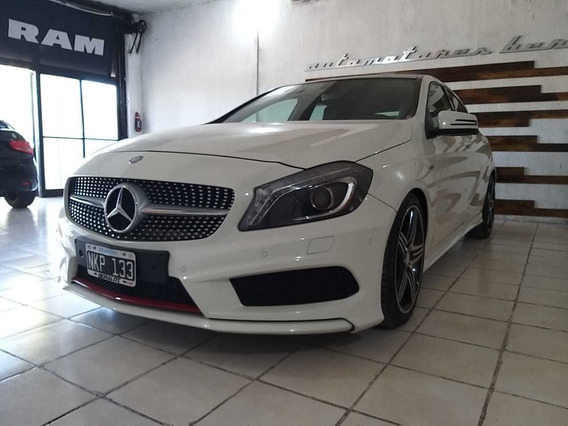 Mercedes-benz A 250 2013 20000 Km Nuevo / Permuto / Financio