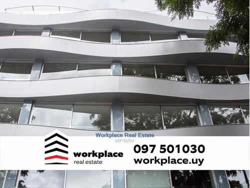 Oficina - A Estrenar - Alquiler - 100 Mts De Wtc Y Mvd Shop