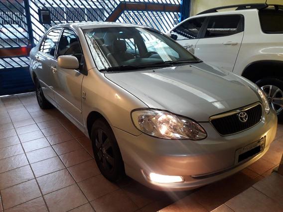 Toyota Corolla Se-g Flex Automático 1.8 16v Bem Conservado!!