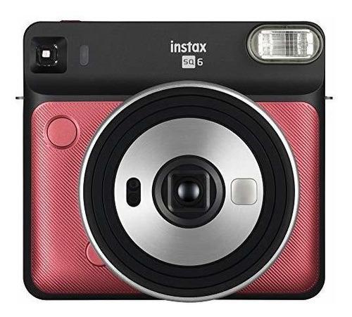 Imagen 1 de 7 de Instax Square Sq6 - Camara De Video Instantanea
