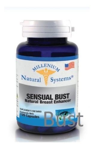 Sensual Bust 120 Cap. Natural Siste - Unidad a $483