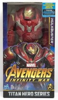 Avengers Infinity War Iron Man Hulkbuster 21422 Local/envios