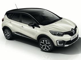 Renault Captur Intens 1.6 Cvt 2018 0km Marfil Contado Autos
