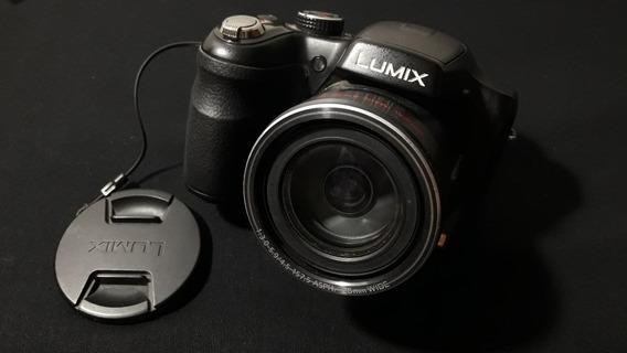 Cámara Digital Panasonic Lumix Lz30. Optical Zoom X35