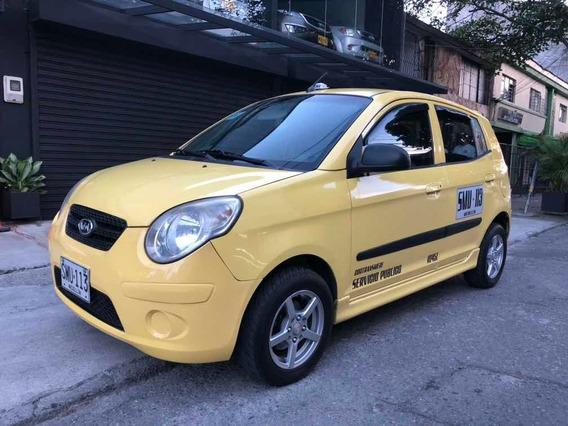 Kia Eko Taxi 2011
