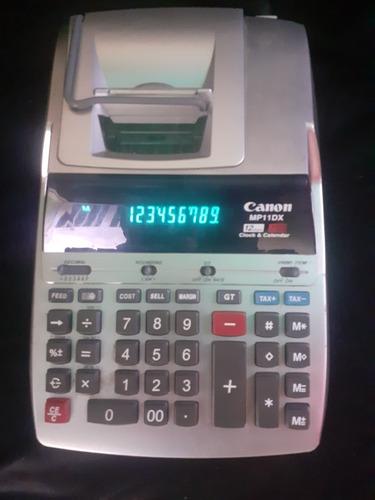 Calculadora 12 Dígito Original Poco Uso