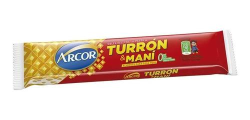 Turron Arcor - Promo Pack X 10un - Barata La Golosineria