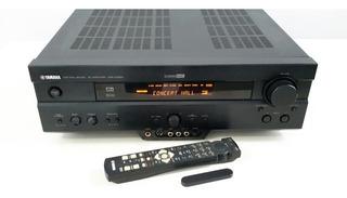 Amplificador Yamaha Dsp Ax 620 Receiver Escucho Ofertas