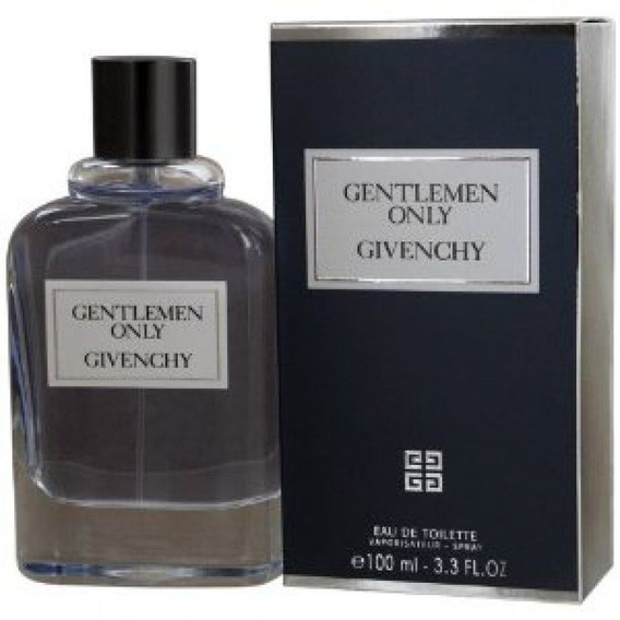 Perfume Givenchy Gentleman Only Edt 100ml