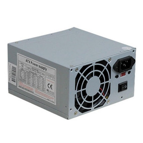 Fonte Atx 400w 200w Real Bivolt Power Supply - Sem Cabo