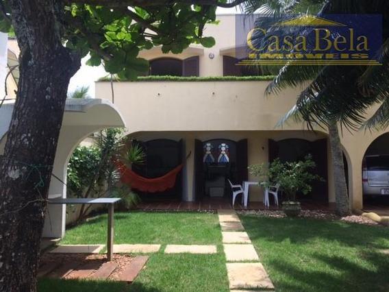 Casa Temporada Para Locação, Estância Balneária De Itanhaém, Itanhaém. - Ca1387