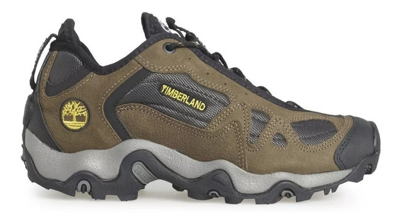 Tênis Gorge C2 Timberland Original Marrom Casual Masculino