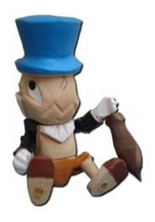 Pepe Grillo De Madera Articulable De Disney En Marioneta :)