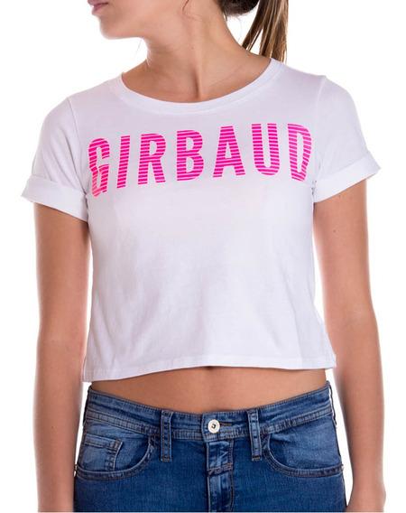 Camiseta Manga Corta Para Mujer Marithe Francois Girbaud Gi