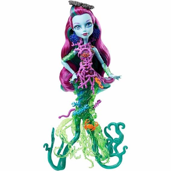 Monster High A Assustadora Barreira De Coral Posea Reef