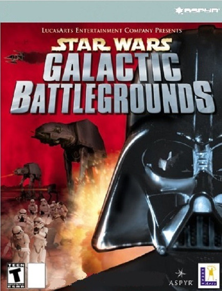 Game Star Wars Galactic Battlegrounds Novo Original Lacrado