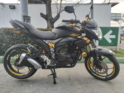 Suzuki Gixxer 150 2019