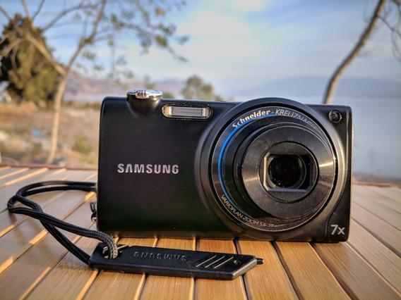 Samsung St5500 Camara Digital Compacta Batería Funda Bolso