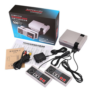 Para Nes Nintendo Mini Classic Edition Game Console 500 Cont
