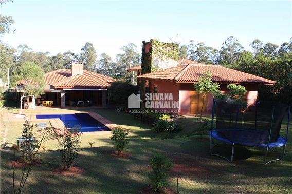 Casa Para Locação No Condomínio Fazenda Vila Real Em Itu. - Ca3901