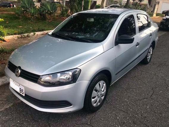 Volkswagen Voyage G6 2013 Prata