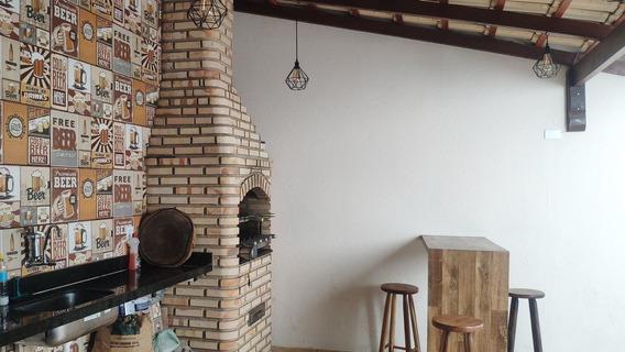 Casa Com 3 Quartos Para Comprar No Santa Mônica Em Belo Horizonte/mg - 2303