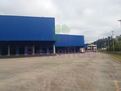 Galpão Industrial, Condomínio Logístico Cdl 06, Em Cajamar - Gl08053 - 34179536