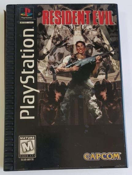 Resident Evil Ps1 Original Direct