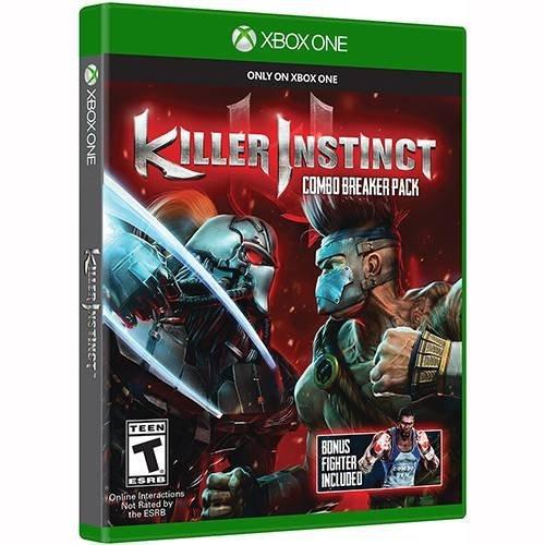 Killer Instinct - Xbox One Original - Compre Aqui!