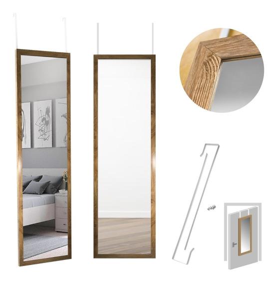 Espejo Grande Espejos Decoración + Soporte D Puerta, Cuerpo