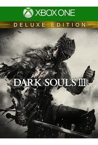 Dark Souls 3 Deluxe Edition Xbox One Digital Online