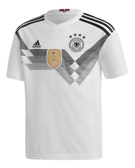 Playera Jersey Seleccion De Alemania Niño adidas Bq8460