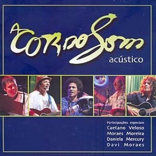 Cd - Cor Do Som - Acustico - Banda Rock Mpb Original Lacrado