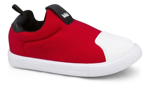 Tênis Infantil Bibi Masculino Vermelho Agility Mini 1046222