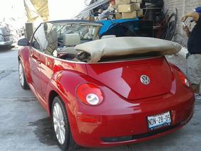 Volkswagen Beetle 2.0 Cabrio Tiptronic At 2008