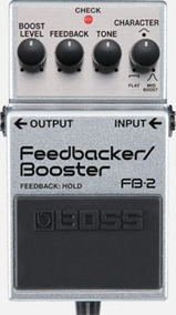 Pedal Guitarra Boss Feedbacker/booster Fb-2