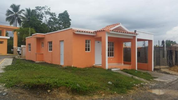Casas Super Economicas En Santo Domingo Norte
