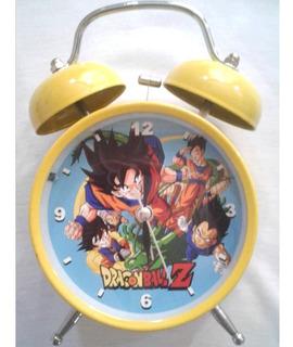 Dragon Ball Goku Infantil Reloj Despertador Retro Vintage