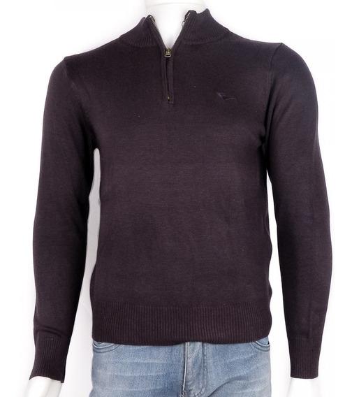 Blusão Masculino Everlast Tricô Essencial Gola Alta