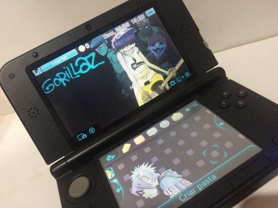Nintendo 3ds Xl Ll Desbloqueado Com Jogos_nitendo_new