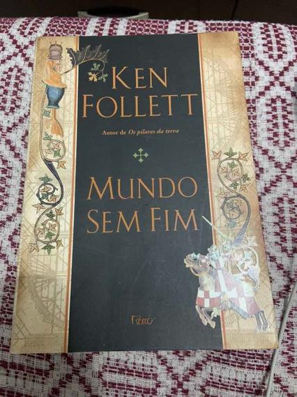 Livro Mundo Sem Fim - Ken Follett