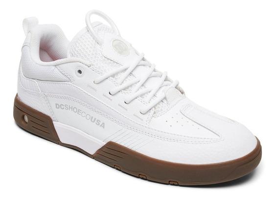 Zapatillas Dc Mod Legacy 98 Slim Blanco Coleccion 2020