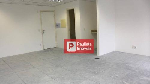 Sala À Venda, 45 M² Por R$ 360.000,00 - Chácara Santo Antônio (zona Sul) - São Paulo/sp - Sa0387
