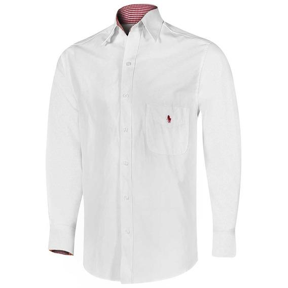 Camisa Caballero Mod. 3015m Polo Hpc Original