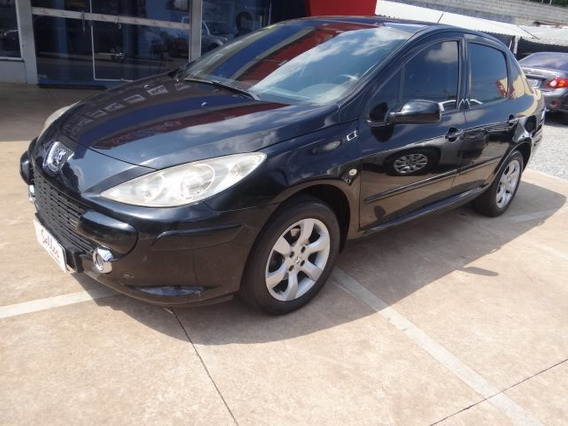 Peugeot 307 1.6 Presence Pack Sedan 16v Flex 4p Manual
