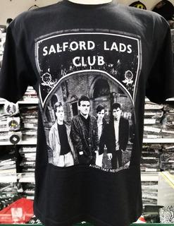 Camiseta Smiths - Salford Lads Club - Tamanho Gg (fla)