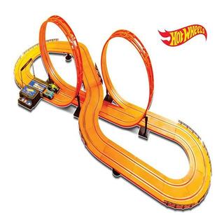 Pista Hot Wheels Track Set Slot Car Autorama 632cm