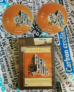 Ben Hur - Dvd Doble - Original