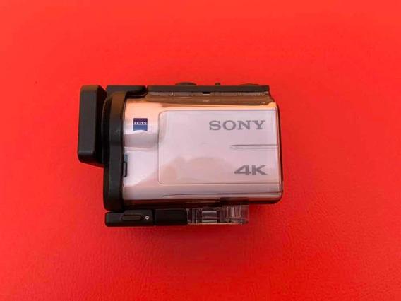 Camera Sony Fdr X3000 + Wifi +gps +caixa Estanque